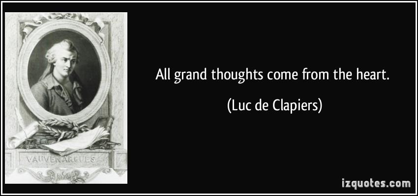 Luc de Clapiers's quote #4