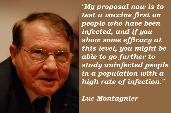 Luc Montagnier's quote #6