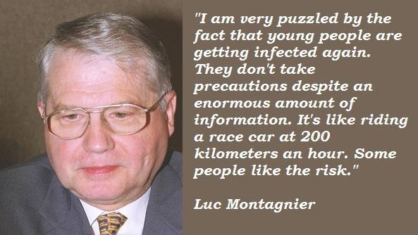 Luc Montagnier's quote #5