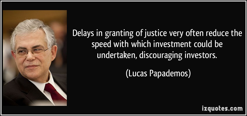 Lucas Papademos's quote #7