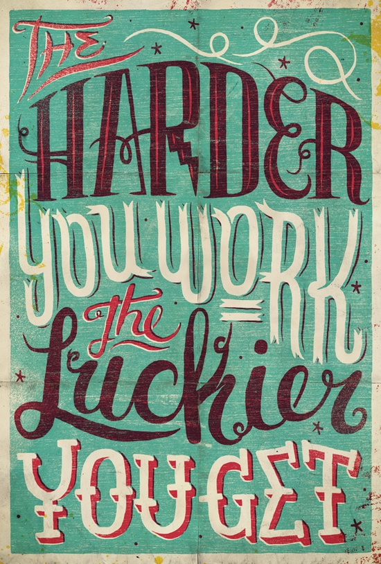 Luckier quote
