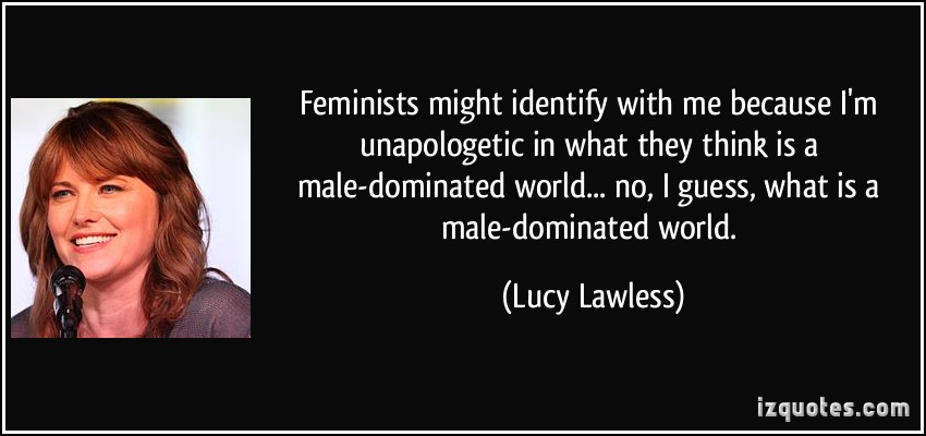 Lucy Lawless's quote #3