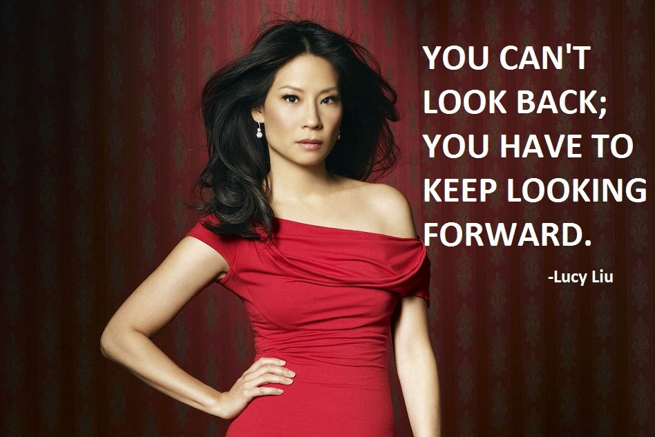 Lucy Liu's quote #5