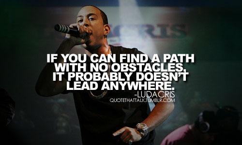 Ludacris's quote #3