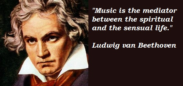 Ludwig Van Beethovens Quotes Famous And Not Much Sualci Quotes