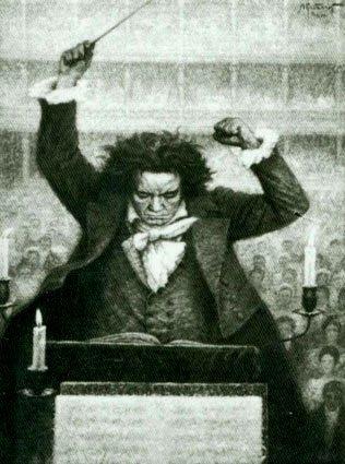 Ludwig van Beethoven's quote #5