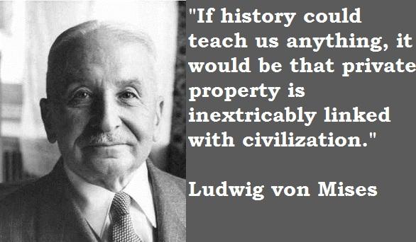 Ludwig von Mises's quote #4