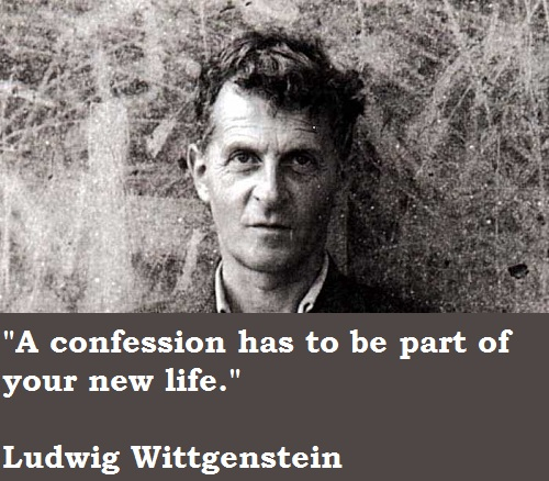 Ludwig Wittgenstein's quote #3