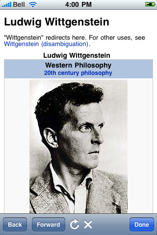 Ludwig Wittgenstein's quote #5