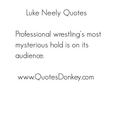 Luke quote #1