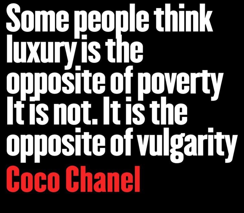 Luxury quote #4