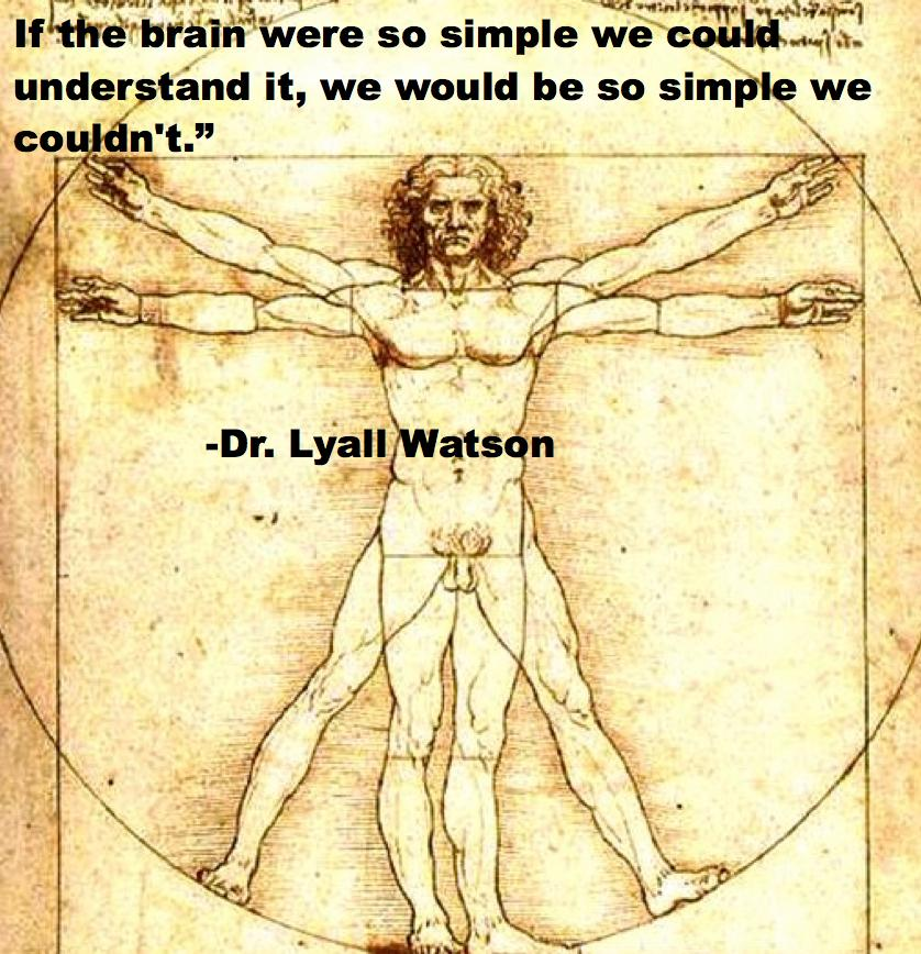Lyall Watson's quote #1