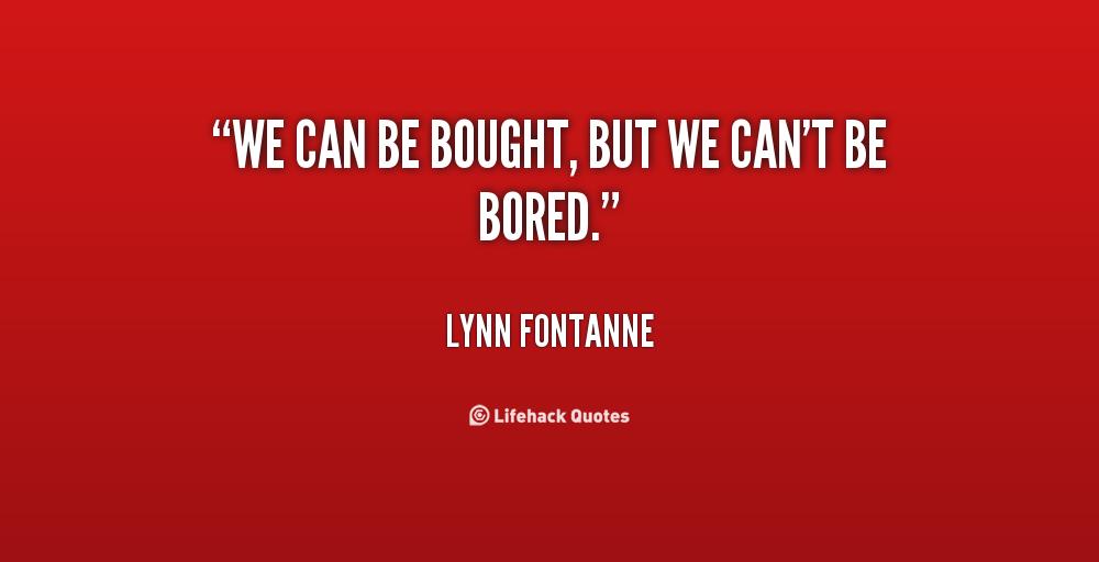 Lynn Fontanne's quote #1