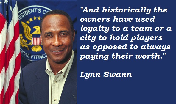 Lynn Swann's quote