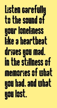 Lyricist quote #1