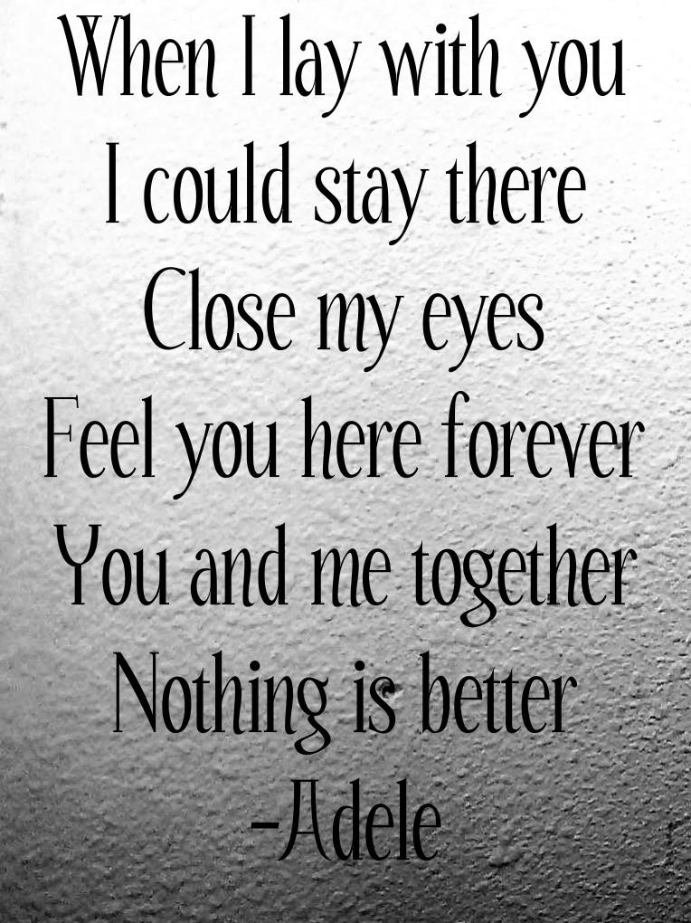 Lyrics quote #5