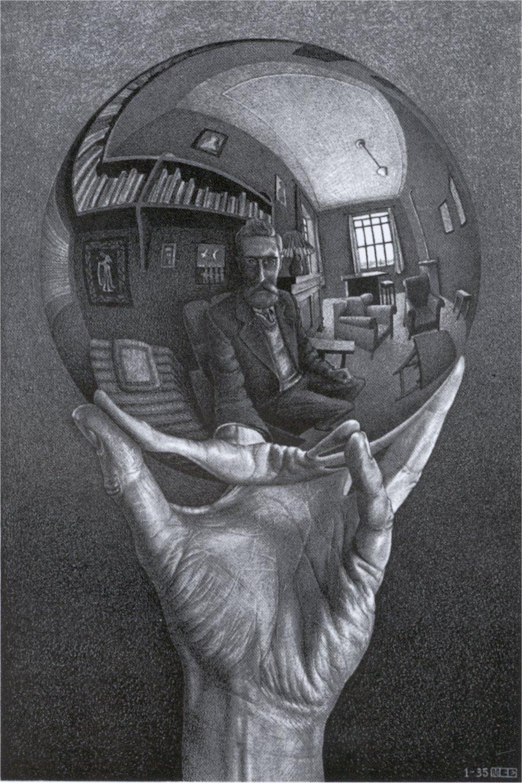 M. C. Escher's quote #5