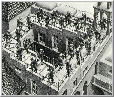 M. C. Escher's quote #7