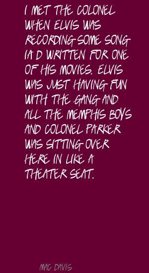 Mac Davis's quote #7