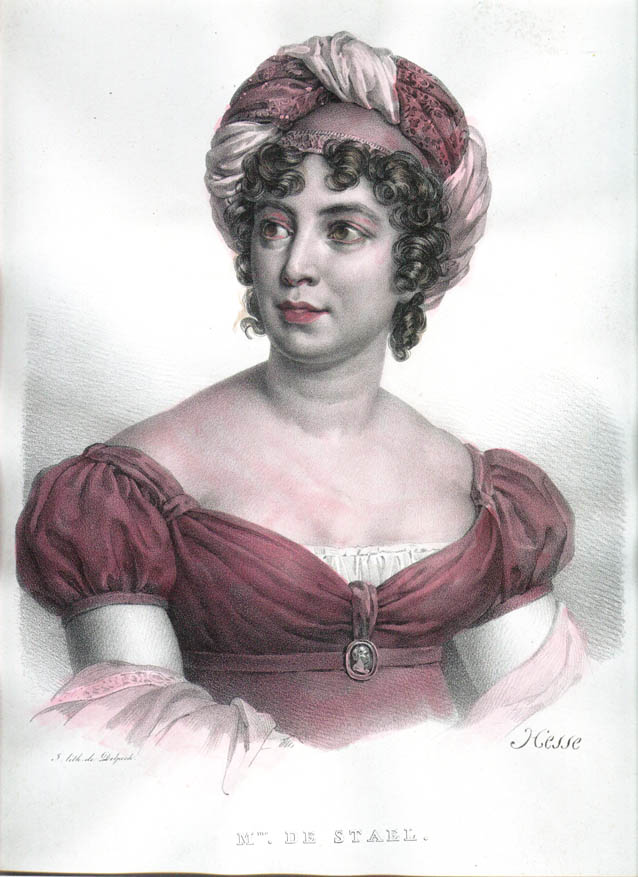 Madame de Stael's quote #2