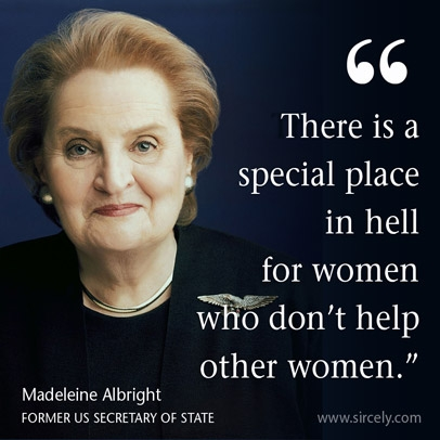 Madeleine Albright's quote #1