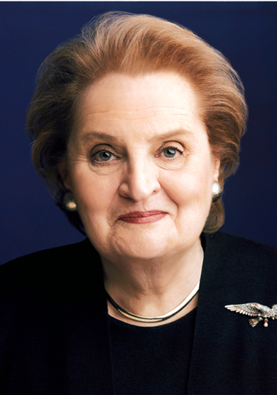 Madeleine Albright's quote #5