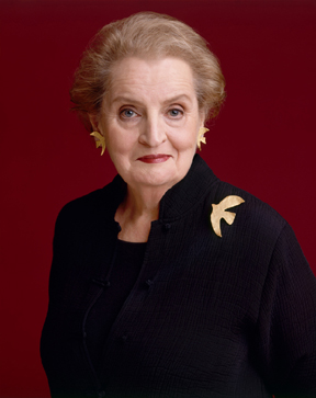 Madeleine Albright's quote #7