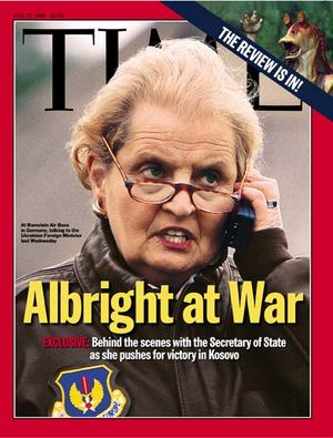 Madeleine Albright's quote #6