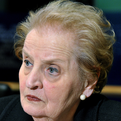 Madeleine Albright's quote #4