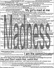 Madness quote #5