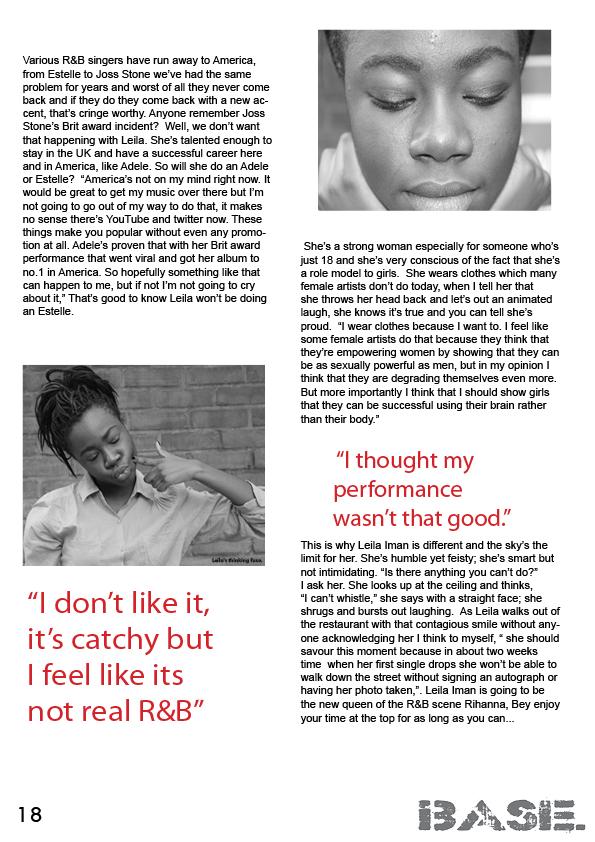 Magazine quote #3