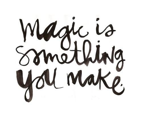 Magic quote #7