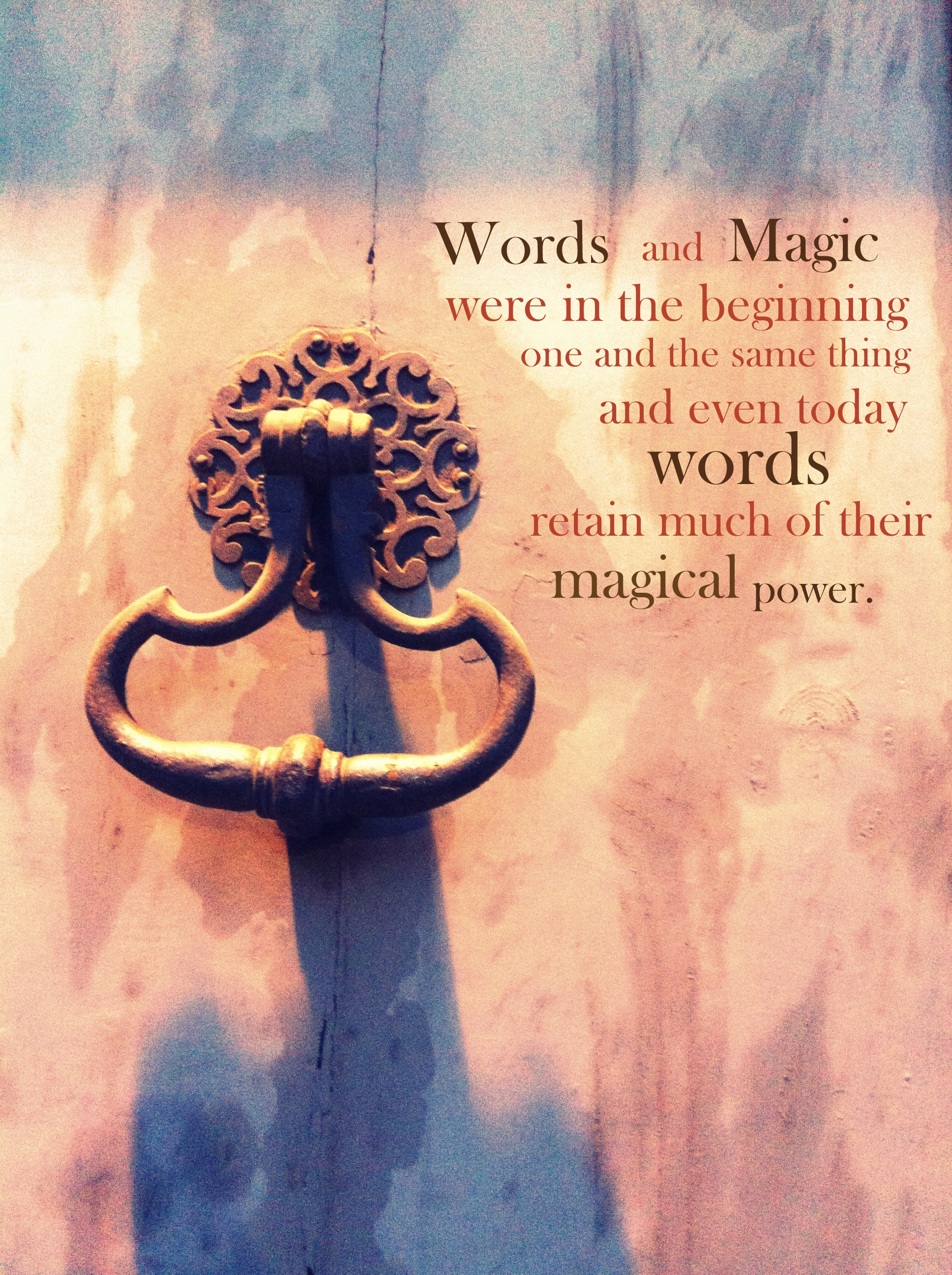 Magical quote #2