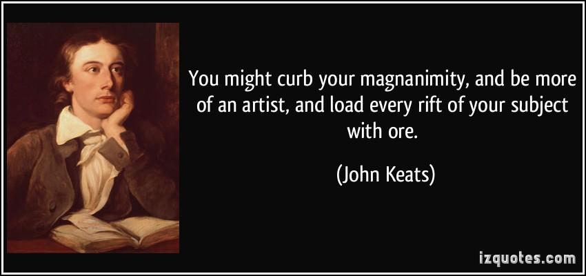 Magnanimity quote #1