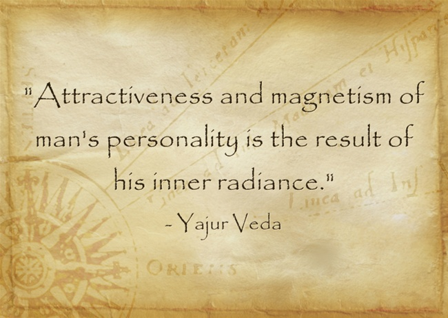 Magnetism quote #1