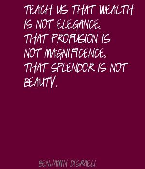 Magnificence quote #2