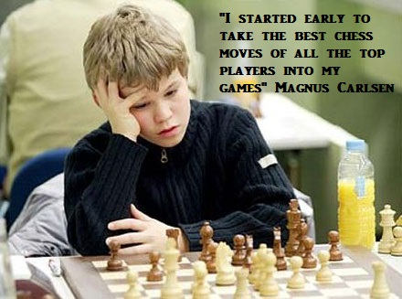 Magnus Carlsen's quote #1