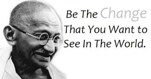 Mahatma Gandhi's quote #5