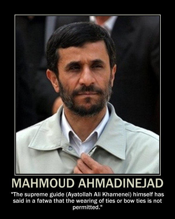 Mahmoud Ahmadinejad's quote #3