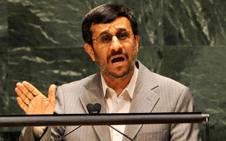 Mahmoud Ahmadinejad's quote #7