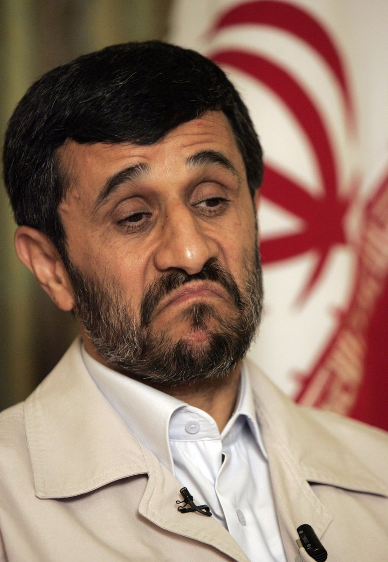 Mahmoud Ahmadinejad's quote #4