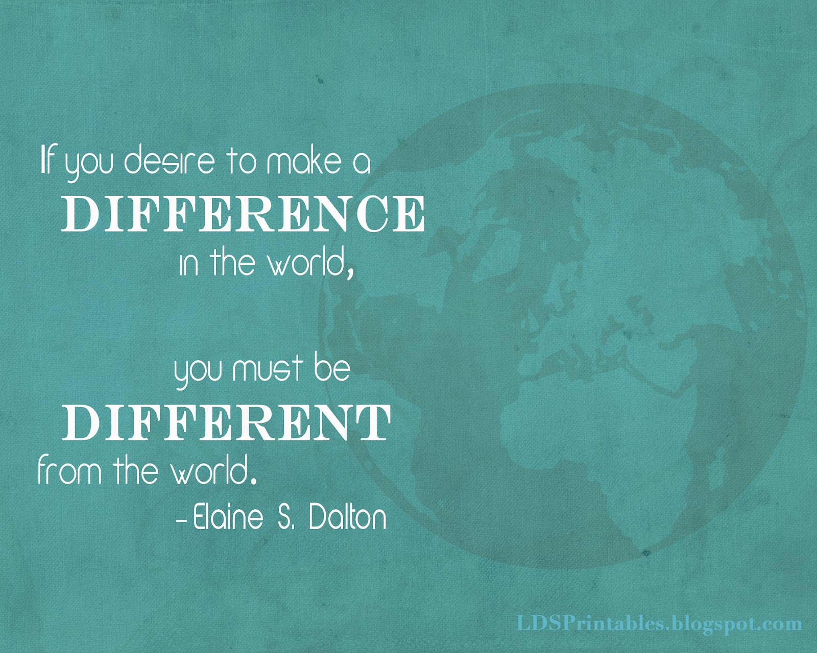 Make A Difference Quotes   Make A Difference Image Quotation 8 Sualci Quotes