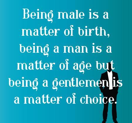 Male quote #4