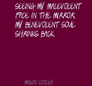Malevolent quote #1