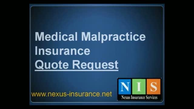 Malpractice quote #2