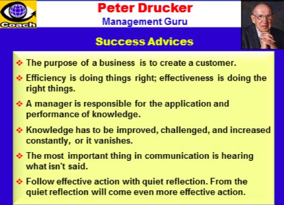 Management quote #1