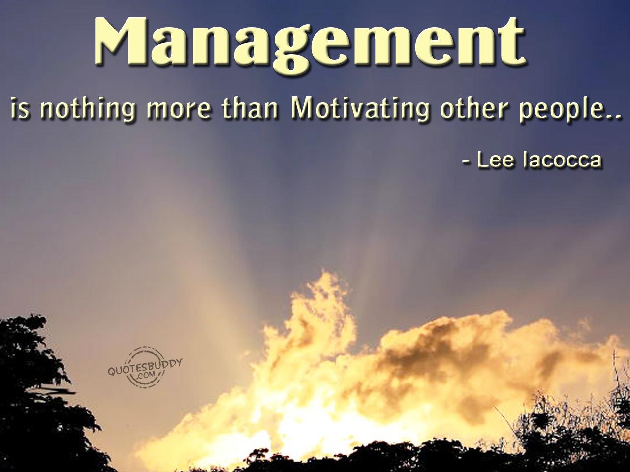 Management quote #4