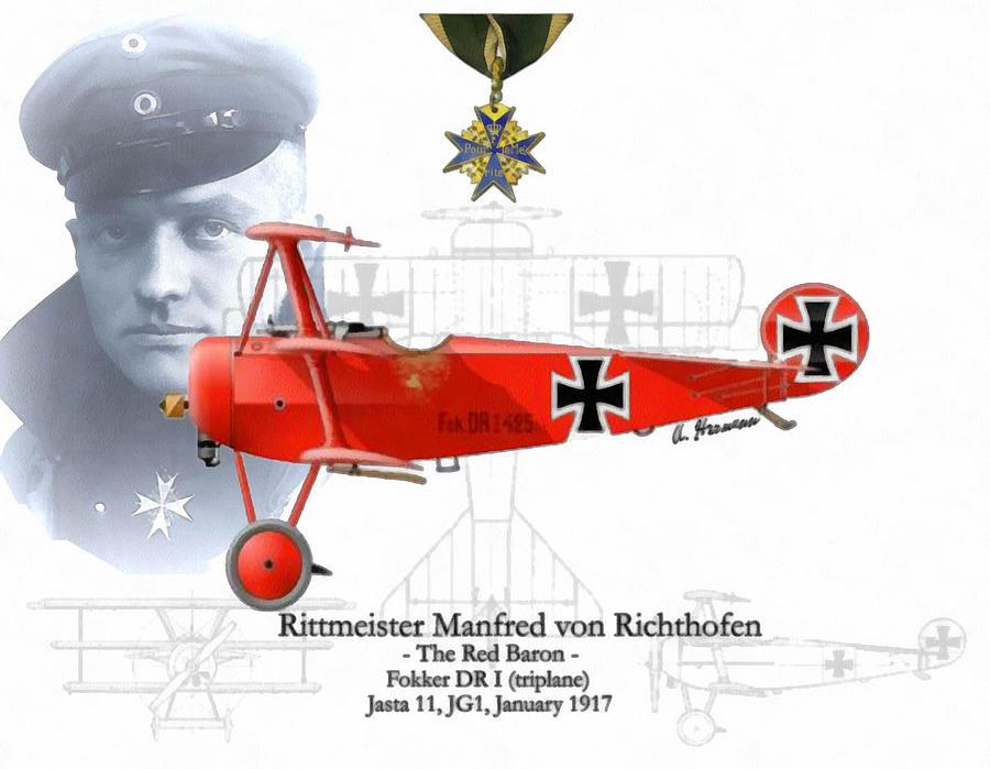 Manfred von Richthofen's Quotes