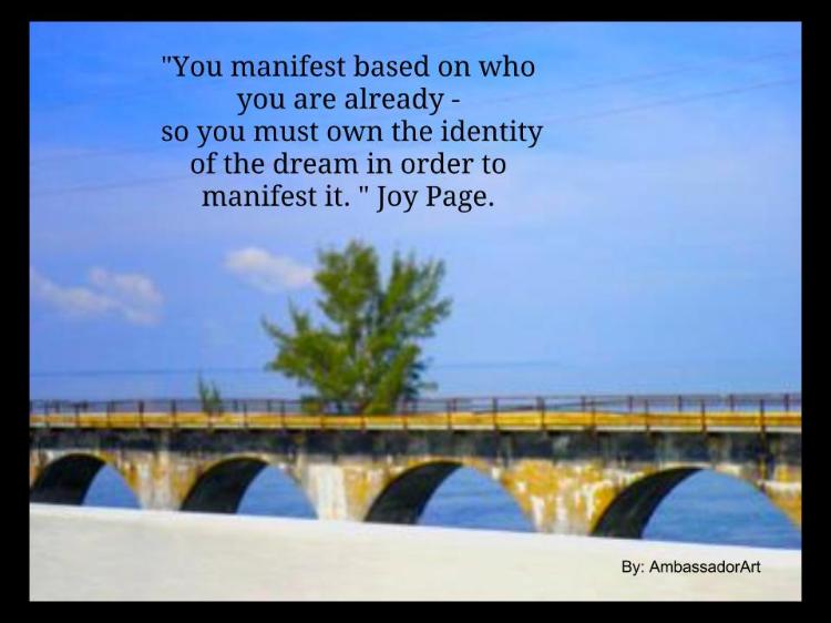 Manifest quote #1