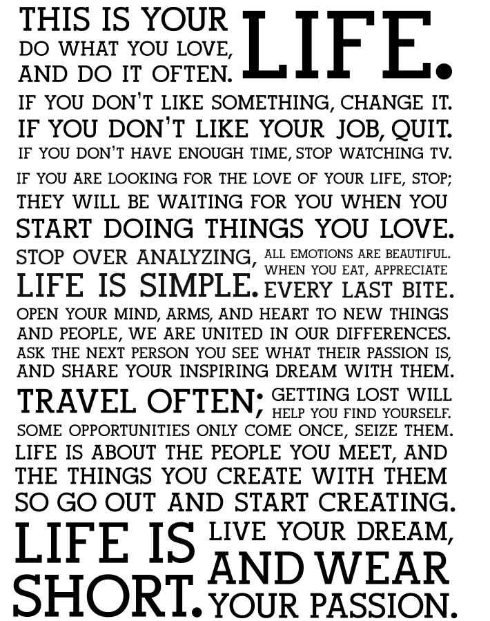 Manifest quote #2